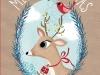 e125- Pretty Deer