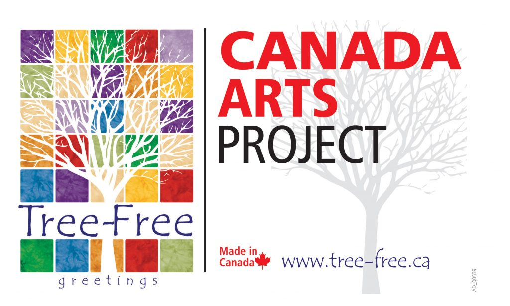 Canada arts project tree free greetings canada to celebrate canadas 150th tree free greetings wants to put together a series of greeting cards using only the works of canadian artists from across the m4hsunfo