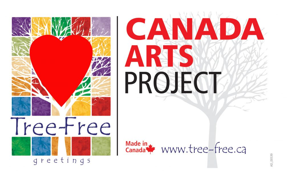 Tree free greetings cccmaps canadas map company since we announced the tree free canada arts project in early spring our hopes were eager for an enthuesastic response by at the very least m4hsunfo